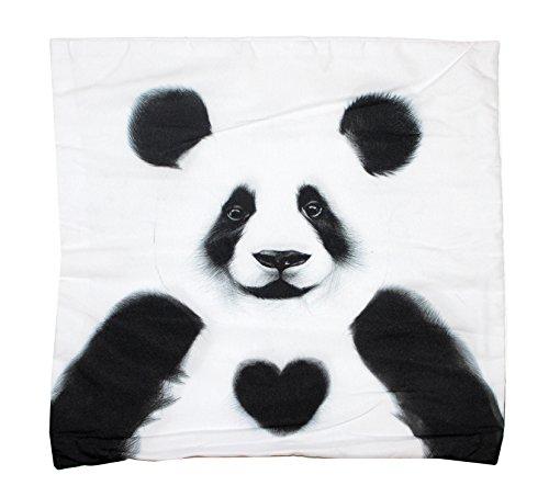 Home Decor Panda Kissenbezug 40x40cm