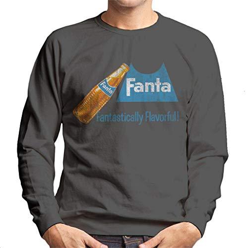 Fanta 1960s Bottle heren sweatshirt