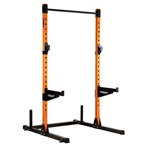Mirafit Semi Commercial HD Half Power Rack