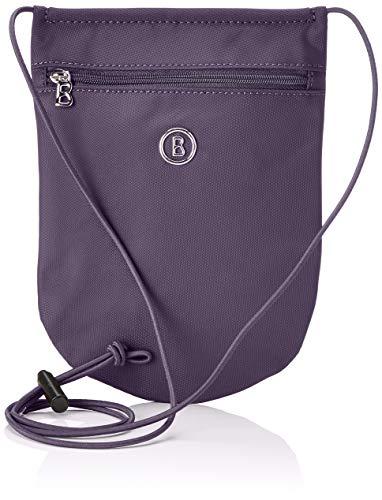 Bogner Damen Verbier Tiny Neckpouch Lvz Geldbörse Violett (Purple)