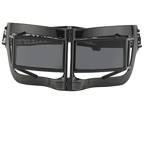 Kokon To Zai Occhiali da Sole Shield Mask Nero Con Grigio Categoria 3 Lenti KTZ9C1SUN