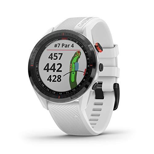 Garmin Approach S62 Premium Golf GPS Watch White