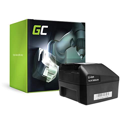 GC® (3Ah 14.4V Li-ION) B14A.164.01 Batterie pour FEIN ABLK ABLS 1.3 1.6 ABS ABSS AFMM ASB ASCM ASCS ASCT ASM ASW 14