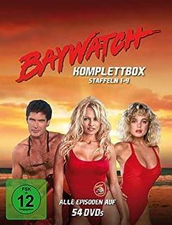 Baywatch - Komplettbox Staffeln 1-9 (54 Discs)