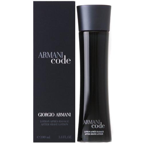 Armani Code homme Apres Rasage Baume 100 ml - balsamo dopobarba uomo - 100 ml
