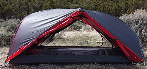 Outdoor Vitals Dominion Backpacking-Zelt für 2 Personen, Ultraleicht, geräumig und, Dominion, 2 Person