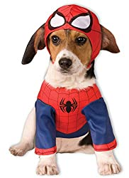 Spider-Man Costumes For Dogs