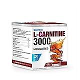 Quamtrax Nutrition L-Carnitine 3000 - 20 viales x 25 ml Naranja