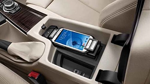 BMW Original Snap In Adapter Connect für das Samsung Galaxy S4