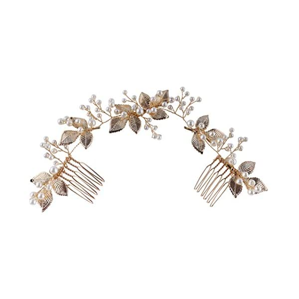 Beauty Shopping Silver Bridal Hair Accessories – Vintage Wedding Pearl