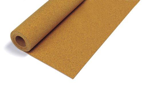 "QEP Natural Cork Underlayment Roll - 1/4"" (6 mm) - 200 sq. ft., 48"" x 50' (72000Q)"