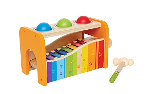 Hape Pound & Tap Bench with...
