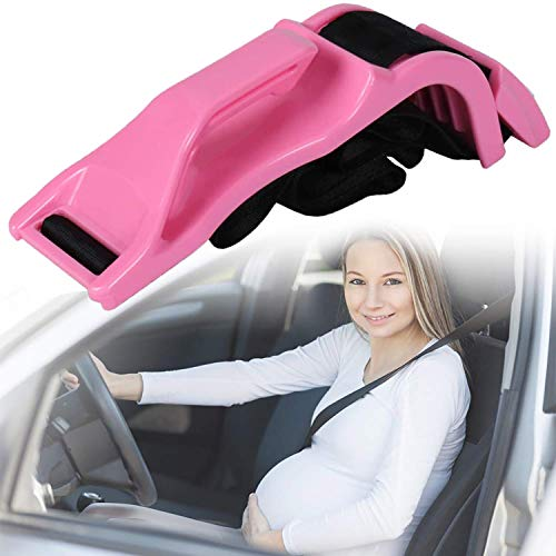 Pregnancy Car Seat Belt Adjuster Comfort and Safety for Maternity Moms Belly Protect Unborn Baby...