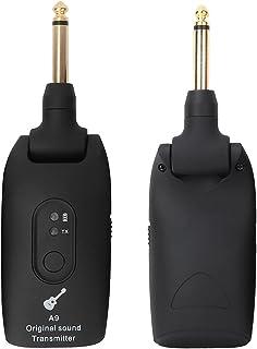 FECAMOS Receptor de Audio, Instrumento Musical portátil y Ligero para grabadora de Audio para Uso Profesional