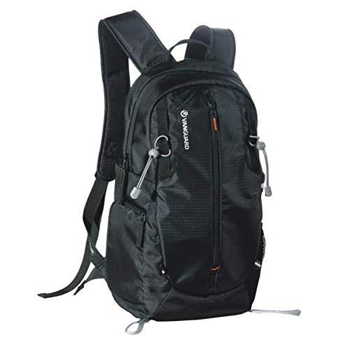 VANGUARD - Mochila para cámara y Accesorios Ideal para Viajes, Negro