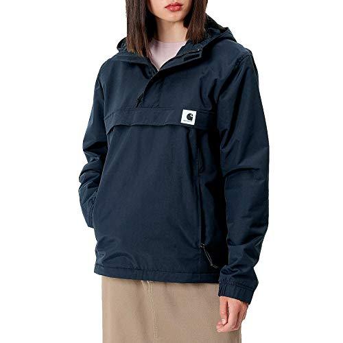 Carhartt Nimbus Pullover Woman Dark Navy S Marino