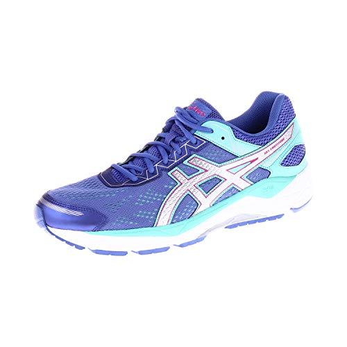 ASICS Damen Schuhe Laufschuh Sportschuh Sneaker Gel Fortitude 7 Primrose Purple Silver Sport Pink T5G7N3293 (46 EU)