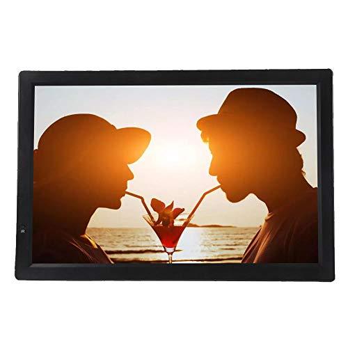 Vbestlife TV Portatil T / T2 TV Televisión Digital LCD 14 Pulgadas HD Resolución de 1080p Sintonizador de Alta Sensibilida HDMI, VGA, USB Reproductor y Grabador para Automóvil