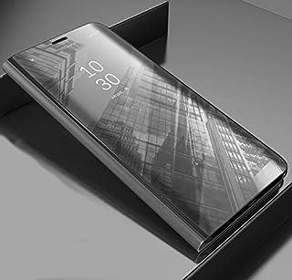جراب من متجر sizOO - جراب هاتف بمرآة ذكية قابلة للطي لهاتف Xiaomi Redmi Mix Max Mi A3 2 3 6 A1 A2 8X 6X 5X 8 F1 Note 9SE C...