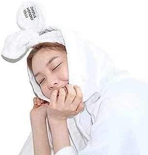 HS-TPP Cute Bunny Ears Hair Band wash Headband Makeup mask Hair Band Hair Band Hair Accessories
