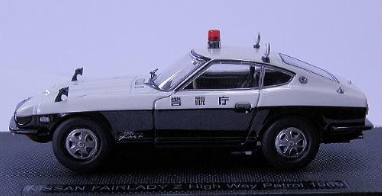 Nissan Fairlady Z High Way Patrol 1969 1 43 Model 44495