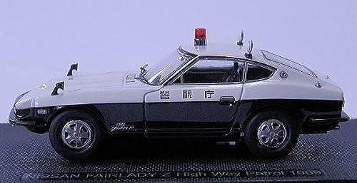 El ultimo 2018 Nissan Fairlady Z High Way Patrol 1969 1 43 43 43 Model 44495  Web oficial