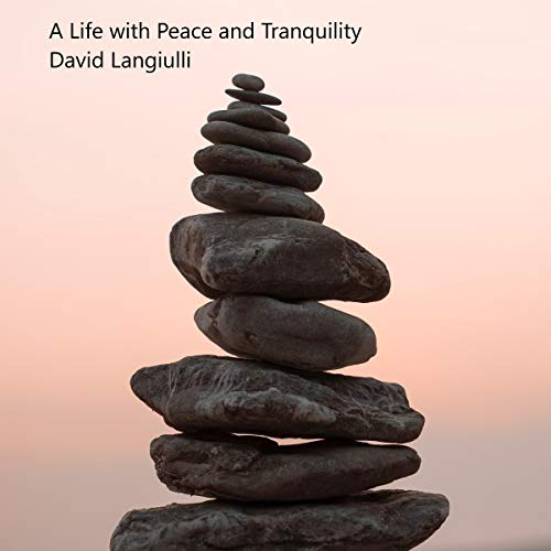 『A Life with Peace and Tranquility』のカバーアート