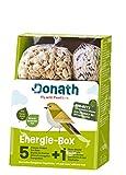 Donath Energia Scatola 5+1 Alimenti per Uccelli Selvatici - 620 g