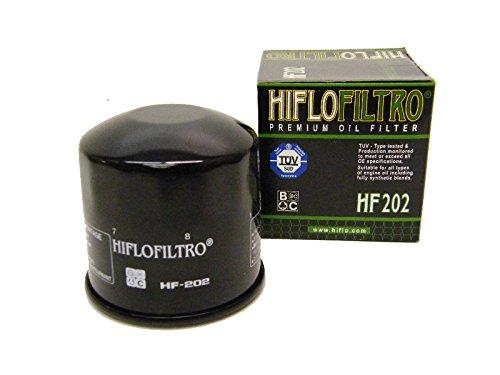 Ölfilter Hiflo HF202 für Honda Kawasaki