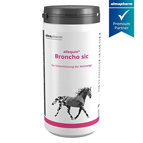 Almapharm allequin Broncho sic, Option:0.9 kg