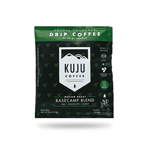 Kuju Coffee Pocket PourOver Basecamp Blend