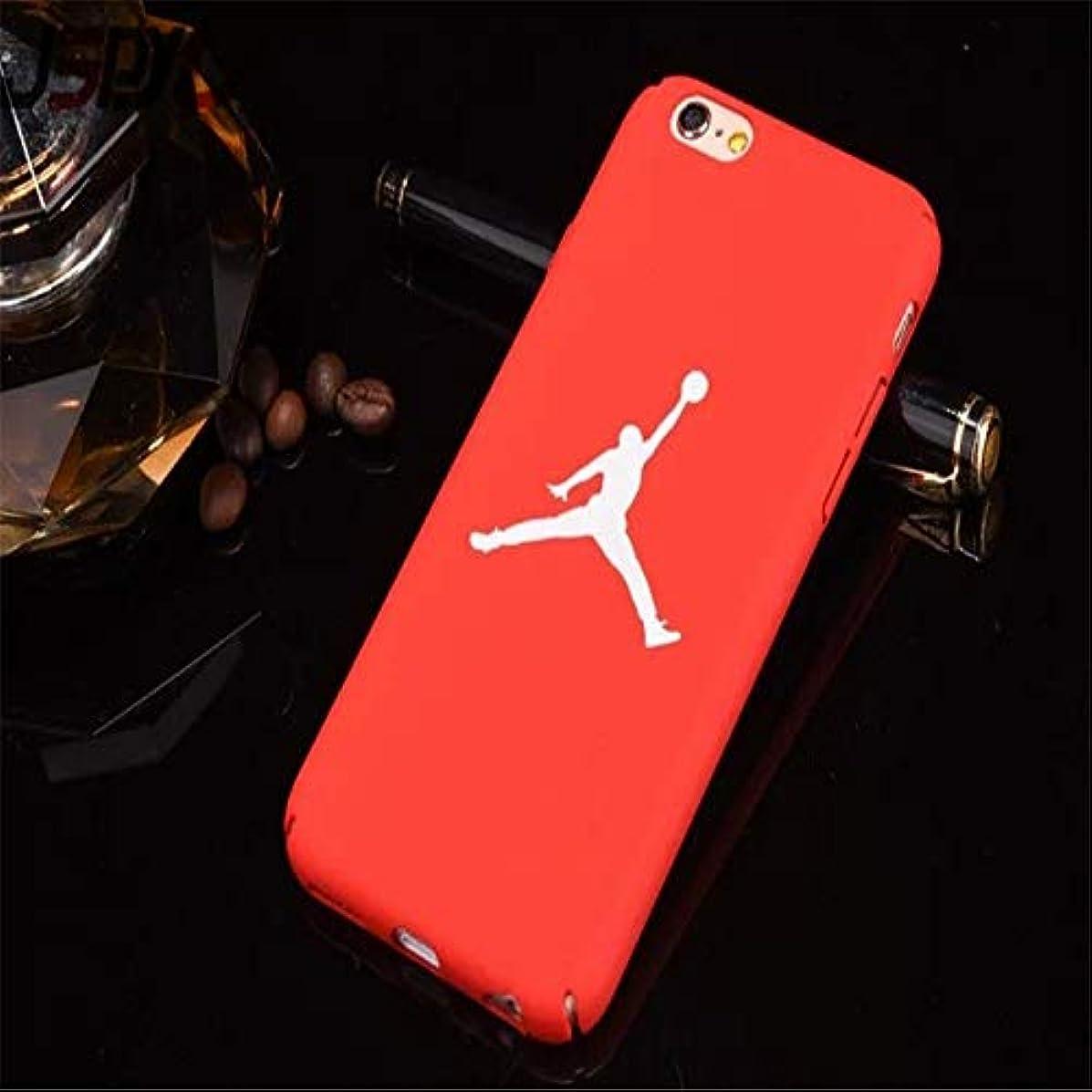 1 piece Cool Flyman Jordan Cover Case For iPhone 7 8 Plus 6 S 6S 6Plus Celular Hard PC Phone Carcasa Cases For iPhone X 5 Ss SE Fundas