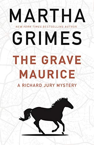 The Grave Maurice (The Richard Jury Mysteries) (English Edition)