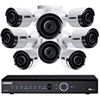 Lorex 16-Channel 8-Camera 5MP Security System with 3TB 4K HDD NVR