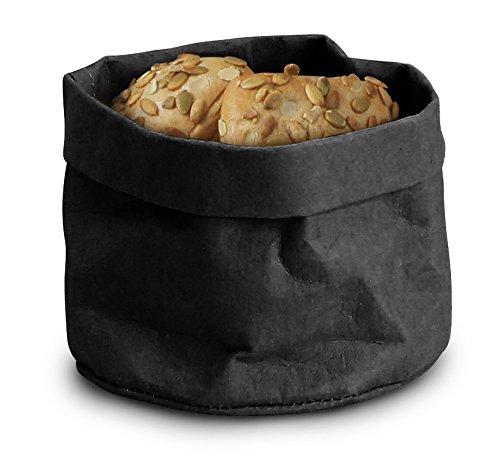 HENDI Papieren zakken - Zwart - 170x170x(H)150 mm
