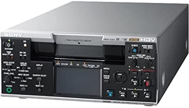 Sony HVR-M25AU Digital HDV, DVCAM and DV Professional Studio Player / Recorder
