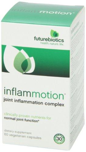 Futurebiotics InflamMotion, Joint Inflammation Complex, 60 Vegetarian Capsules