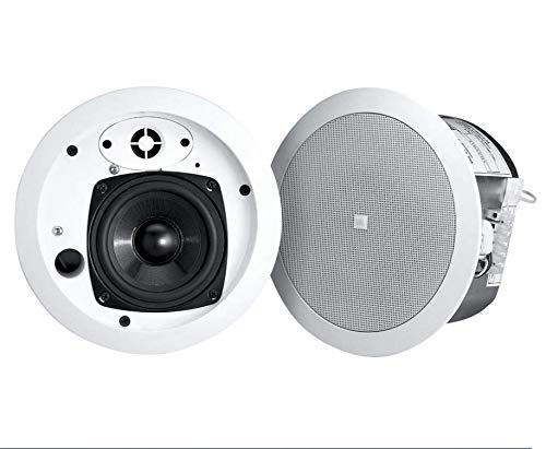 Lowest Price! 2 JBL Control 24CT Micro Plus 4 70V 25w Commercial/Restaurant Ceiling Speakers