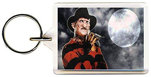 Freddy Krueger Nightmare on Elm Street Keyring