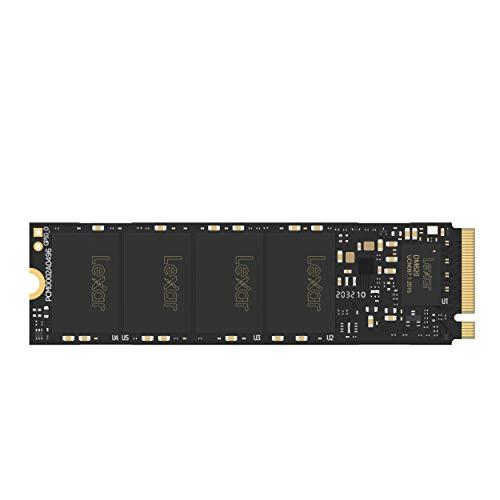 Lexar SSD Interne 1TB Lexar NM620 M.2 2280 PCIe Gen3x4 NVMe, Fino a 3300MB/s in Lettura, per Amanti del PC e dei Videogiochi, LNM620X001T-RNNNG