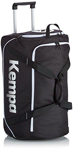 Kempa Trolley Bag L Taschen, schwarz/Weiß, 45 cm