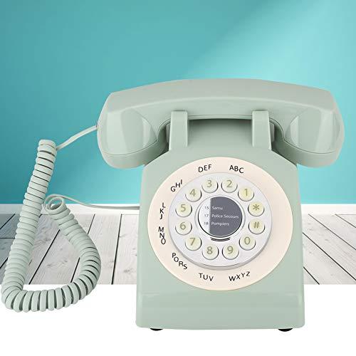 Changor Teléfono Inicio Verde, Sistema de contestador de Almacenamiento de Almacenamiento