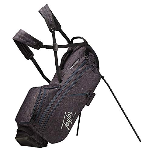TaylorMade 2019 Flextech Crossover Lifestyle Stand Golf Bag, Tweed