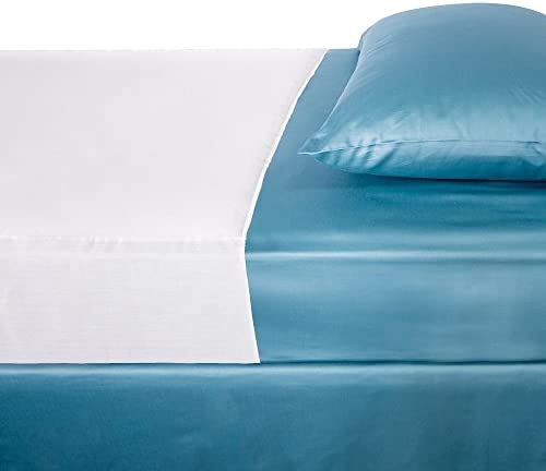 Chummie Reversible Waterproof Bed Sheet Protector 34 Inch x 36 Inch product image