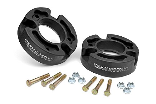 "Rough Country 2.5"" Leveling Kit (fits) 2004-2008 F150 ( F-150 ) Suspension System Increased Ground Clearance 570"