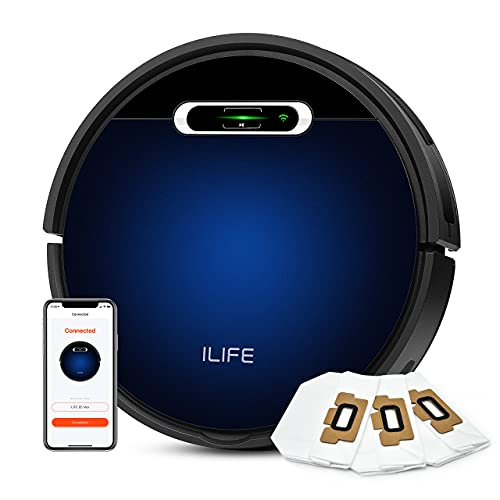 ILIFE B5 Max Robot Vacuum,Wi-Fi Connected, Up to...