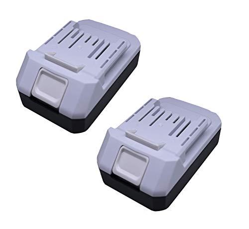 FengBP® [2 Pack] 14.4V 1.3A BL1413G 196375-4 herramientas Batería para Makita DF347D HP347 DF347D CL183D TD126D TD127DWE UH480D JV143D TD126D UH480URD UM165D 140D HP. 457DWE 1300 mAh.