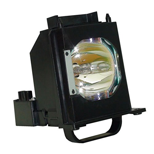 HAOHAIO 915B403001 Replacement Lamp with Housing for Mitsubishi TV WD-60735, WD-60737, WD-65737, WD-73737, WD-82837, WD-73735, WD-82737, WD-65736 (915b403001 Replacement Bulb)
