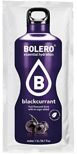 Bolero Drinks Blackcurrant 12 x 9g