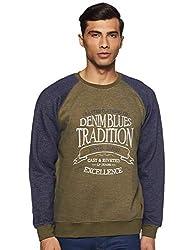 LP Jeans By Louis Philippe Mens Cotton Sweatshirt
